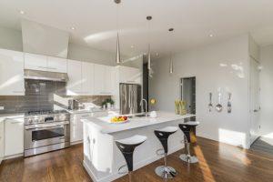 Appartement à louer - cuisine