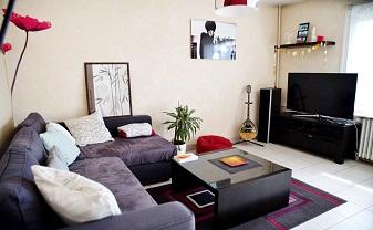 Appartement à vendre Drancy - salon